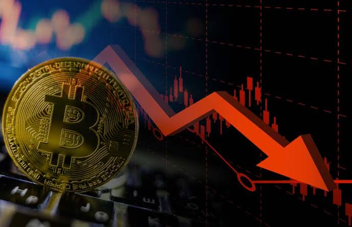 As Bitcoin plummet below $50,000, will there be a correction soon?
